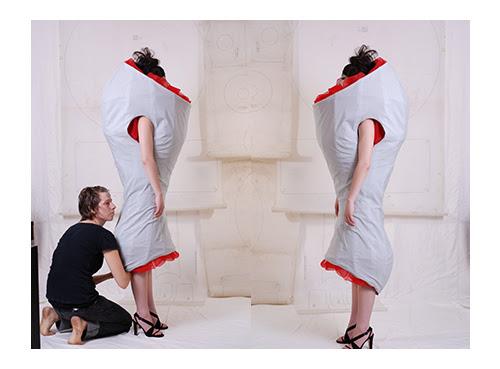 Fashion Photography, Dressing the Void by Cigdem A ydemir, Sydney Australia