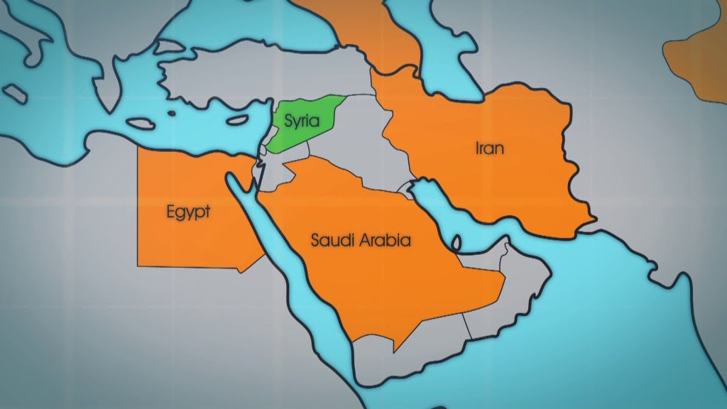 The Saudi war games being held in northern Saudi Arabia, threaten not only Syria but also Iran. Further, with Turkey located on the north, Russian forces could be attacked from two opposite directions. This is why I agree with Steve Quayle in that Russian commanders have been given permission to use tactical nuclear weapons.