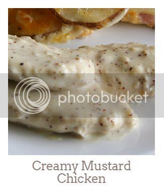 """""""Creamy Mustard Chicken"""""""