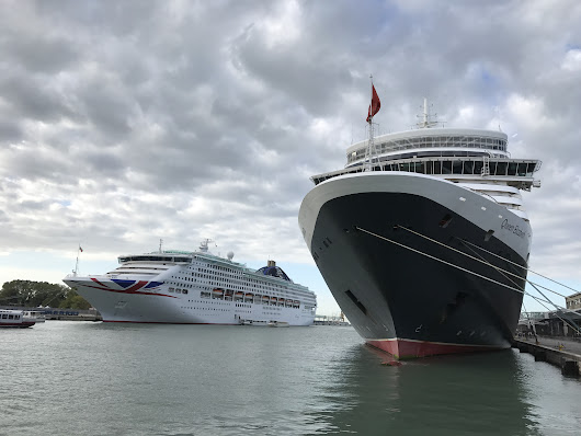 Celebrating QE2's 50th Anniversary Cunard Style!