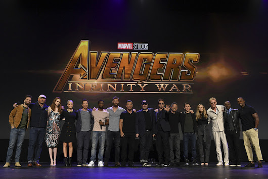 PHOTOS: 'Avengers: Infinity War' Cast Takes Over D23 Expo - We So Nerdy