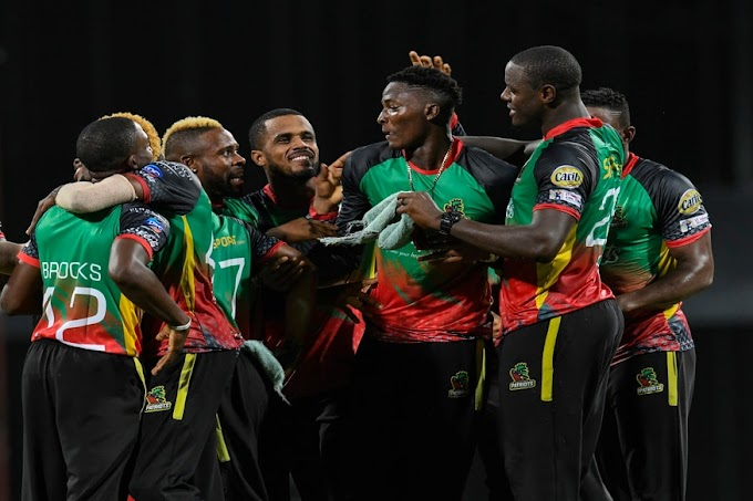 CPL 2019 | Patriots Seal Playoff Spot With Thrilling Win Over Tridents