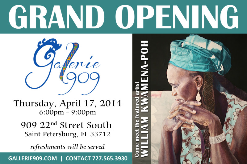 Gallerie909 in St. Pete