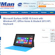 MS Surface RT now selling in VillMan for Php38k - YugaTech | Philippines, Tech News & ReviewsMS Surface RT now selling in VillMan for Php38kMS Surface RT now selling in VillMan for Php38k
