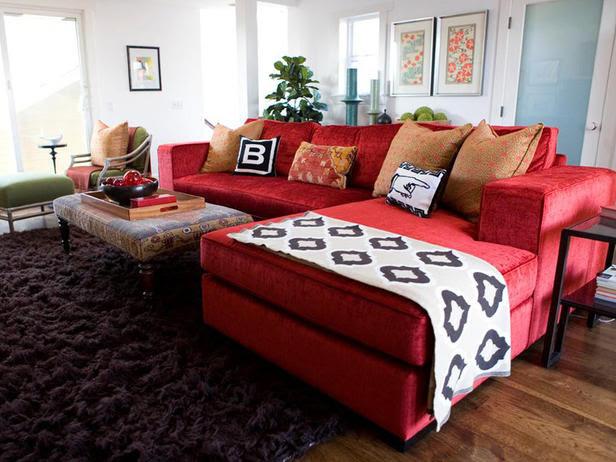 Extravagant-Modern-Style-Red- ...