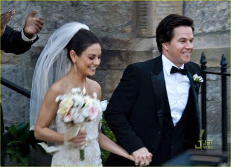 Mila Kunis: Wedding Dress for 'Ted'!: Photo 2556720   Mark