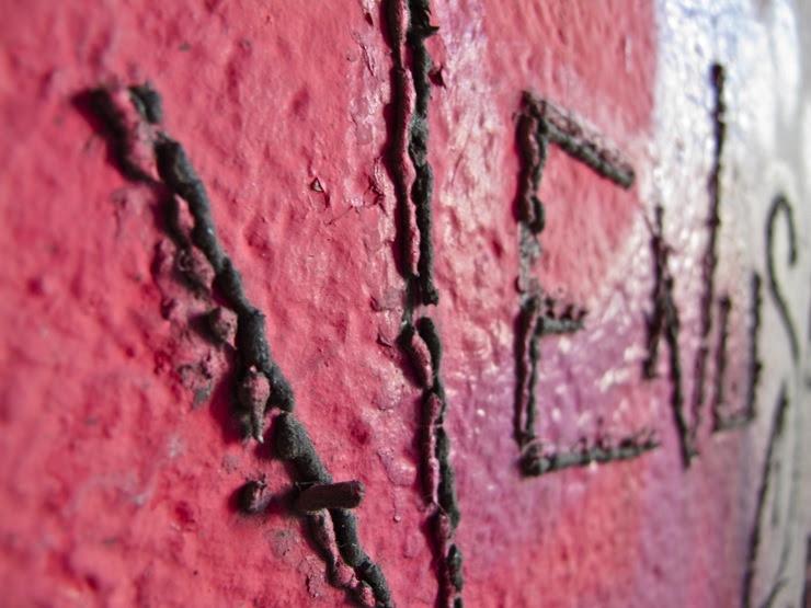Chain graffiti