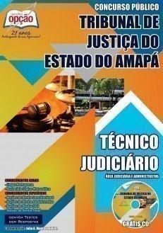 Apostila TJ do Amapá Técnico Judiciário