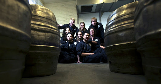 Newcastle University student brewers scoop national award