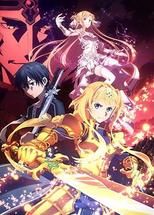 Sword Art Online: Alicization - War of Underworld [01/12] [HDL] [Sub Español] [MEGA]