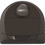 Neato Robotics - Botvac D4 Wi-Fi Connected Robot Vacuum - Black With Honeycomb Pattern