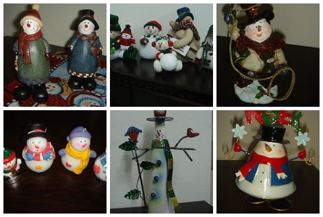 Snowpeople collection