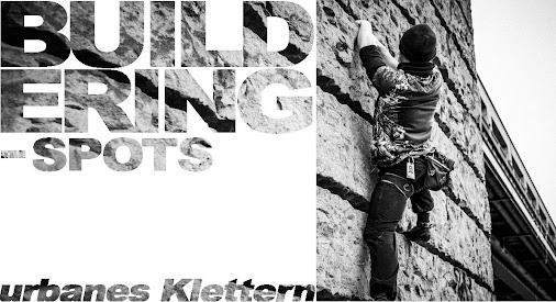 Buildering Spots – Klettern und Bouldern in der Stadt