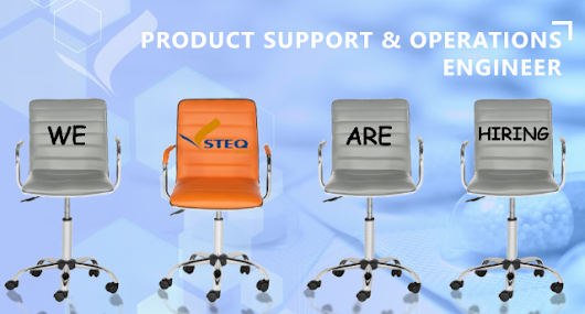 STEQ America is hiring! Calling all Operational Engineers or Technicians - STEQ America