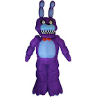 Five Nights at Freddy's Animated Bonnie Inflatable Halloween Decoration