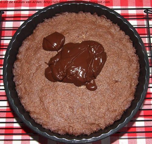Chocoladekoek met hazelnoten