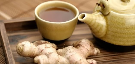 Women Who Suffer From Heavy Menstrual Cramps May Want To Start Drinking Ginger Tea - Alkaline Valley Foods