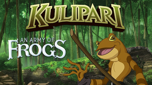 Kulipari: An Army of Frogs REVIEW: Lord of the Rings But With Frogs