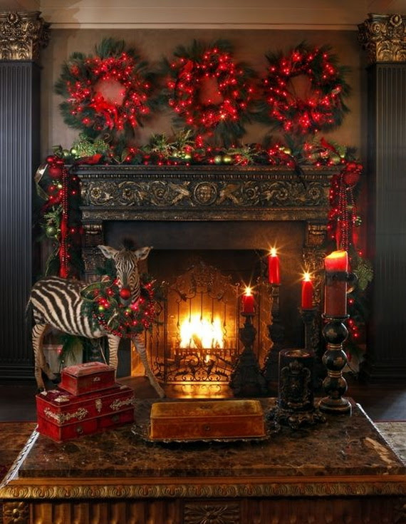 70 Cozy Christmas Decoration Ideas Bringing The Christmas Spirit