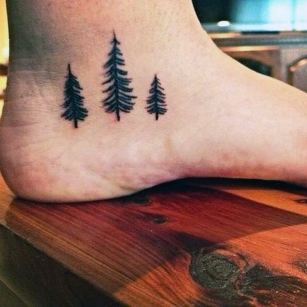 101 Small Tree Tattoo Designs Thatre Equally Meaningful Cute