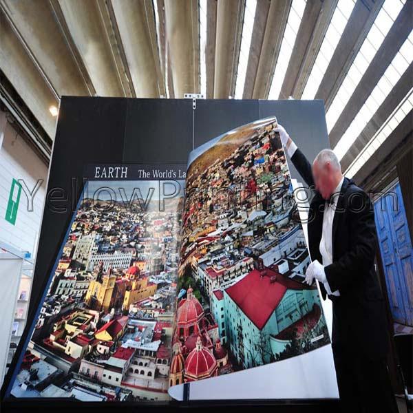 Largest Book Klencke Atlas