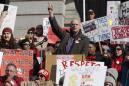 The Latest: Denver mayor says striking teachers deserve more