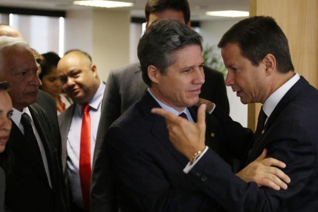 Oposição espera que OAB reforce pedido de impeachment Michel Filho/Ag. O Globo/Agência O Globo