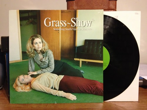 Grass~Show - Something Smells Good In Stinkville LP by Tim PopKid