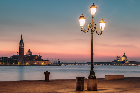 Colours Of Venice • View from the famous Grand Canal