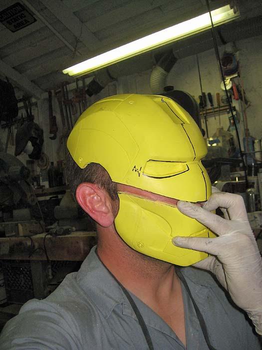 Helmet Stretching 3