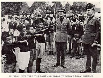 Alemanha nazista na África