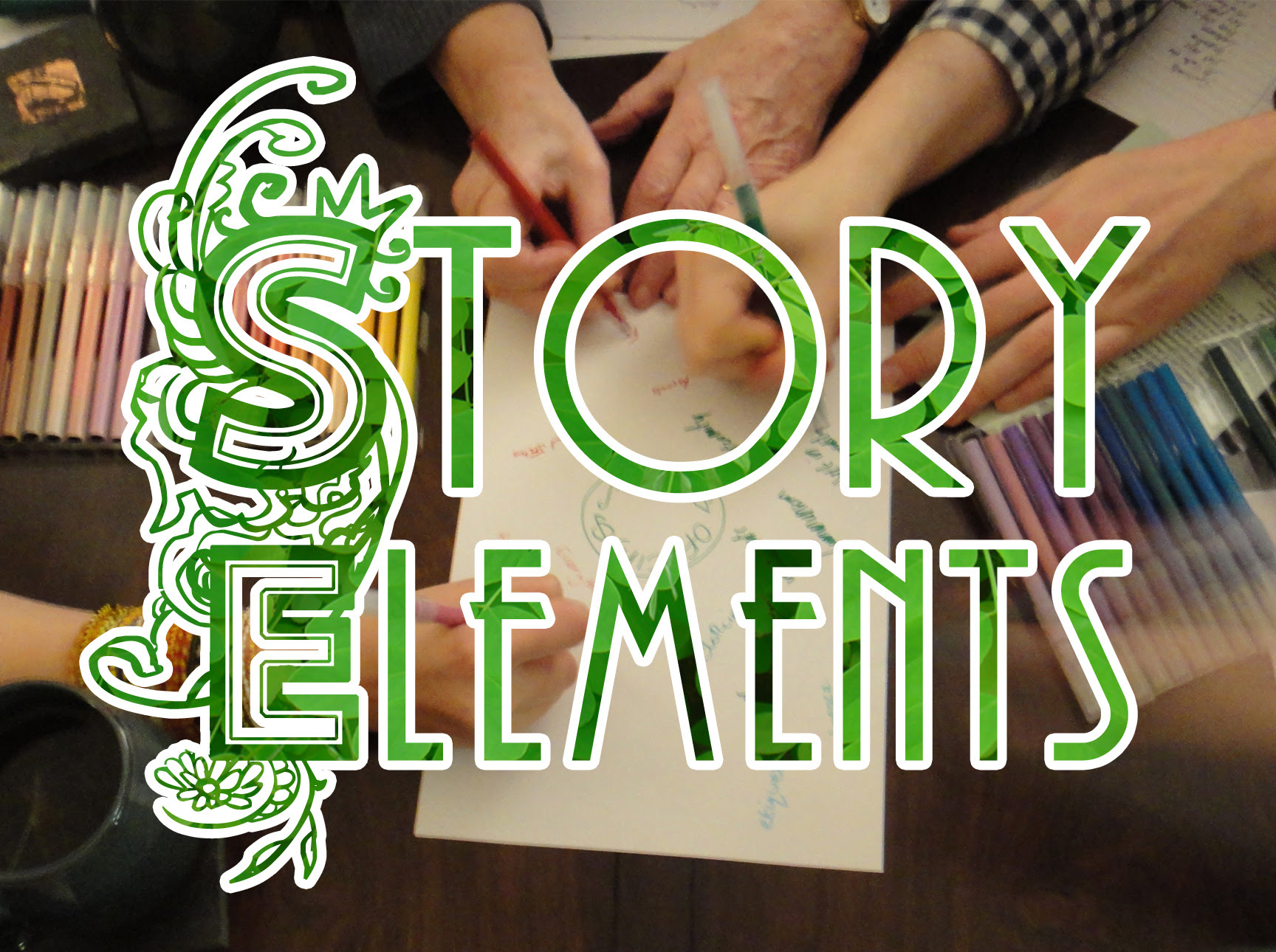 Story Elements Creative Writing course