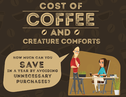 The Cost of Coffee...and Other Creature Comforts