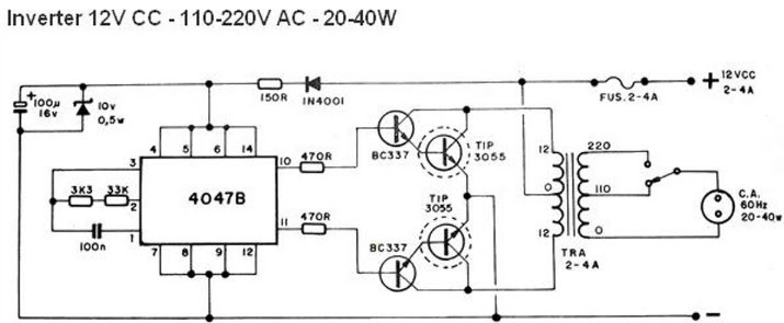Inverter Circuit Diagram 1000w HP PHOTOSMART PRINTER