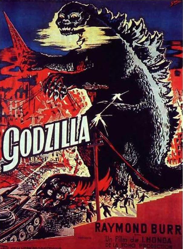 Godzilla (1954) 3
