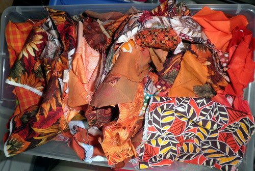 Orange Scraps
