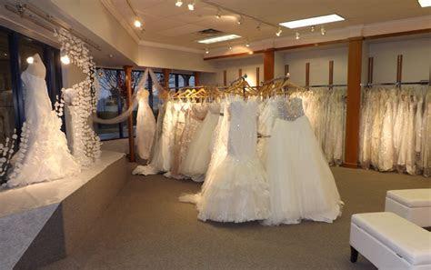 Wedding dress shops near me