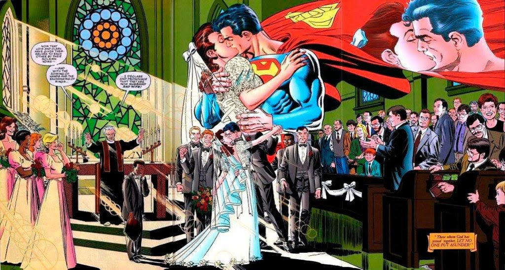 O Casamento do Superman
