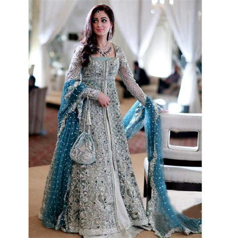 Latest Pakistani Bridal Dresses 2017 For Girls   StyleGlow.com
