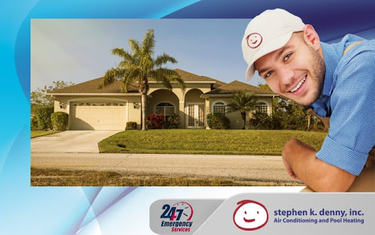 Quality Air Conditioning Repairs in South Florida - Stephen K. Denny