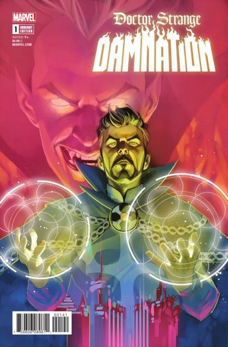 Doctor Strange - Damnation #1