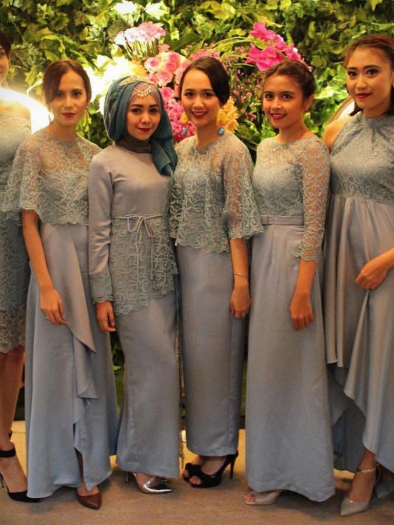 Model Baju Kebaya Ibu Menyusui Xkebaya