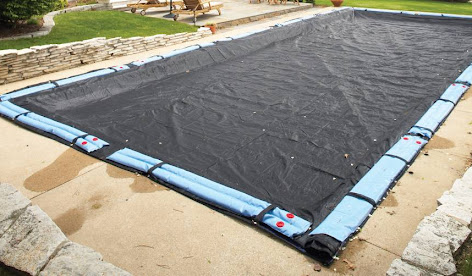 Swimming Pool Covers Reduce Maintenance & Increase Safety