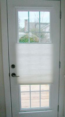 Window Treatments Mini Blindsfrench Door Shades Roman Shades