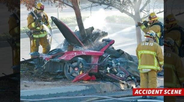 Paul Walker ator de velozes e Furiosos, teria sido morto por um míssil disparado de um avião Drone. - Será?