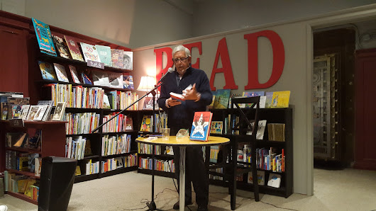 Henry James Korn reads Amerikan Krazy at Chevalier's Books, Los Angeles