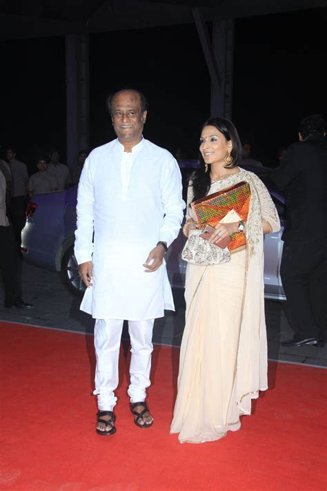 Rajinikanth 34th Wedding Anniversary: 'Lingaa' Star Meets