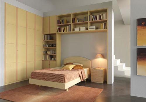 Bedroom Interiors Wardrobe - Bedroom Decorating Ideas -
