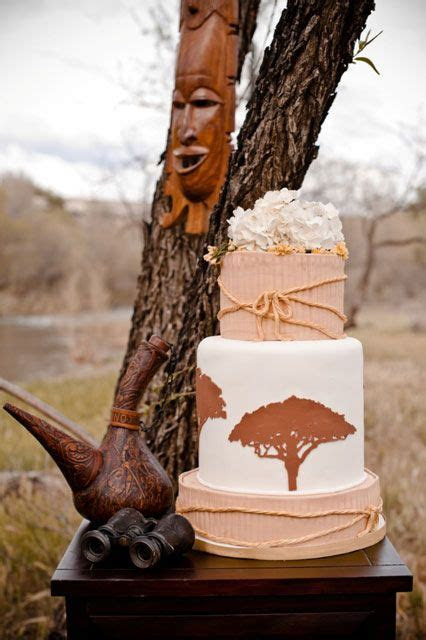 100 best images about Safari style: Wedding, Cakes