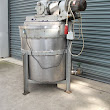 Vertical unheated - Anchor Mixer – 400L S/S Contra Rotational Anchor & Paddle Stirrer 1.5 kW – Rigal Bennett